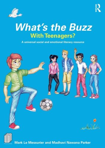 9780367149789 What's the Buzz with Teenagers?