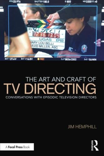 9780367152451 Art and Craft of TV Directing