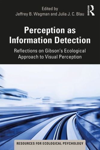 9780367312961 Perception as Information Detection
