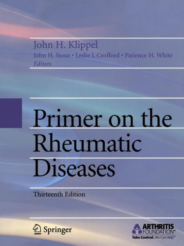 9780387356648 Primer on the Rheumatic Diseases