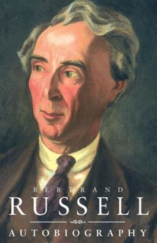 9780415228626 Autobiography of Bertrand Russell