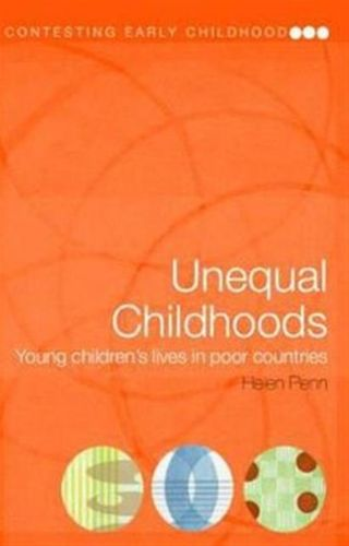 9780415321020 Unequal Childhoods