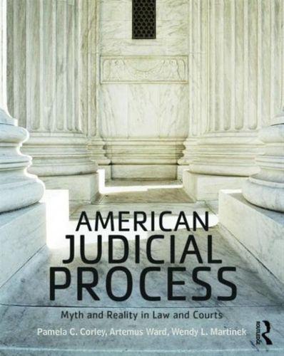 9780415532983 American Judicial Process