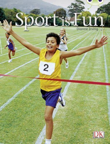 9780433004745 Bug Club NF Red B (KS1) Sport is Fun