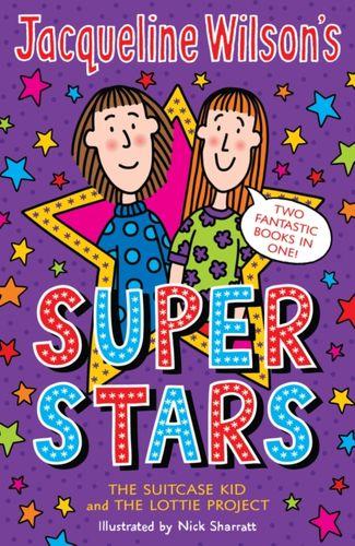 9780440864554 Jacqueline Wilson's Superstars