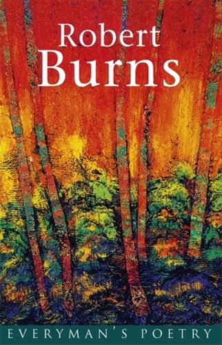 9780460878142 Burns: Everyman's Poetry