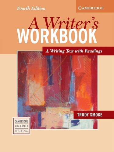 9780521544894 Writer's Workbook