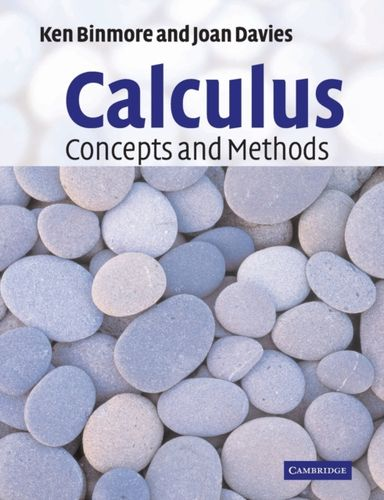 9780521775410 Calculus: Concepts and Methods