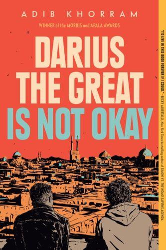 9780525552970 Darius The Great Is Not Okay