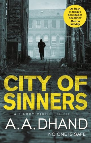 9780552175555 City of Sinners