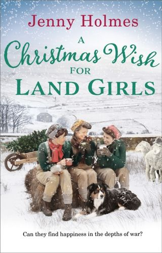 9780552175814 Christmas Wish for the Land Girls