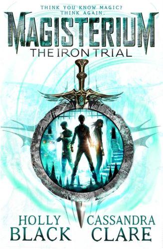 9780552567732 Magisterium: The Iron Trial