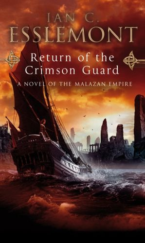 9780553824476 Return Of The Crimson Guard