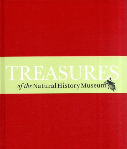 9780565092351 Treasures of the Natural History Museum