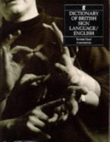 9780571143467 Dictionary of British Sign Language