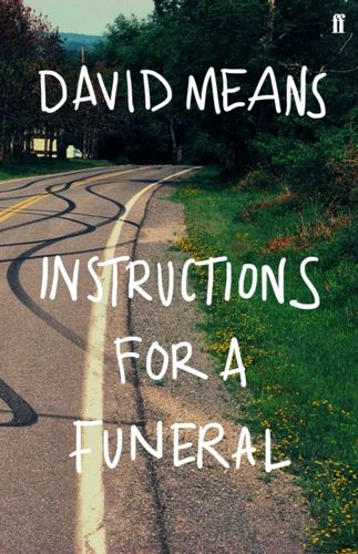 9780571330959 Instructions for a Funeral