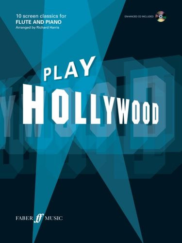 9780571528226 Play Hollywood (Flute)