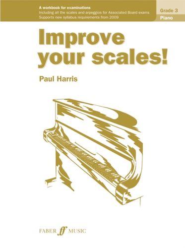 9780571534135 Improve your scales! Piano Grade 3