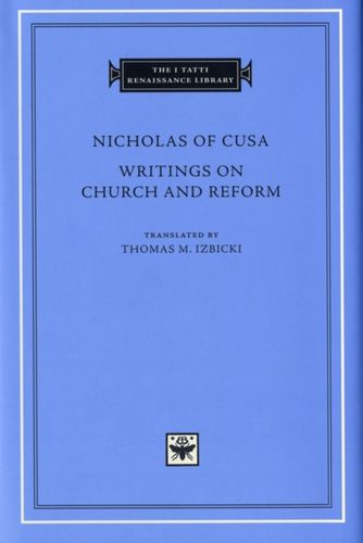 9780674025240 Writings on Church and Reform
