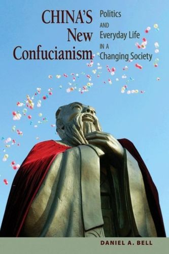 9780691145853 China's New Confucianism