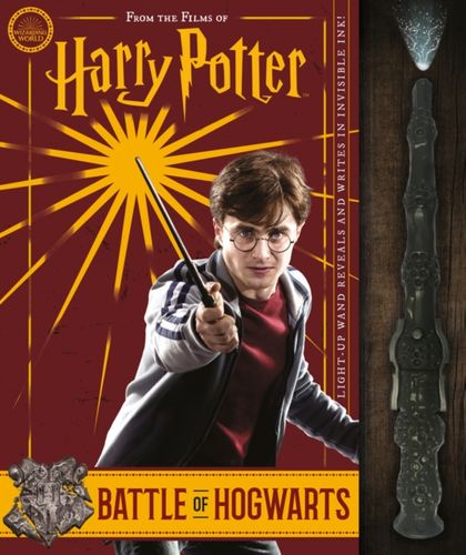 9780702304118 Battle of Hogwarts and the Magic Used to Defend It (Harry Potter)