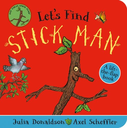 9780702305849 Let's Find Stick Man