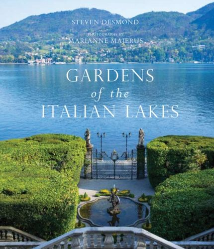 9780711236301 Gardens of the Italian Lakes