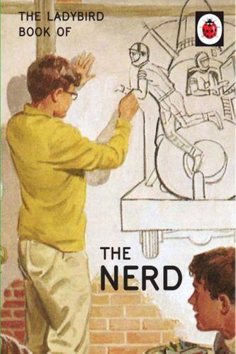9780718188641 Ladybird Book of The Nerd