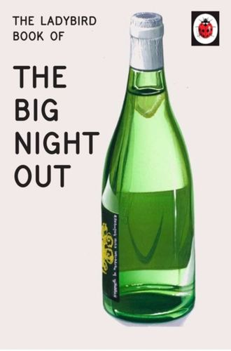 9780718188672 Ladybird Book of The Big Night Out