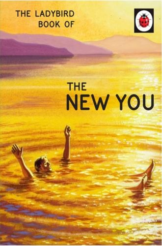 9780718188856 Ladybird Book of The New You