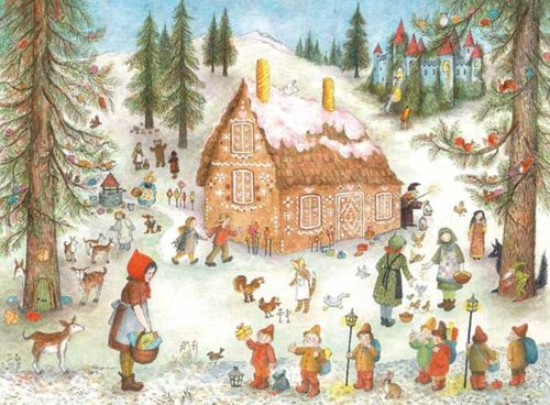 9780735842588 Fairy Tale Christmas