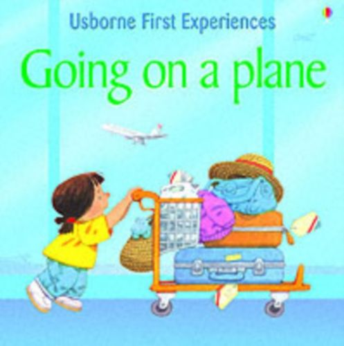 9780746066577 Usborne First Experiences Going On A Plane
