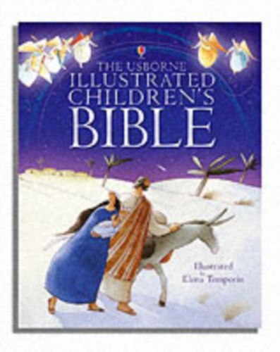 9780746076385 Illustrated Children's Bible