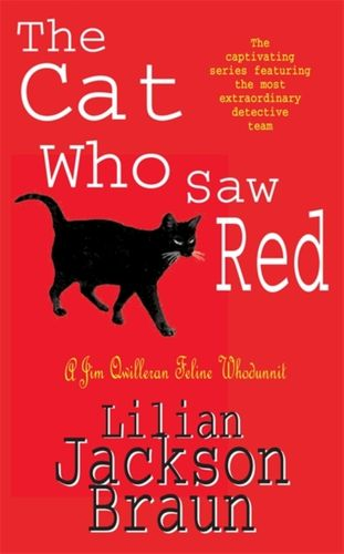 9780747233145 Cat Who Saw Red (The Cat Who... Mysteries, Book 4)