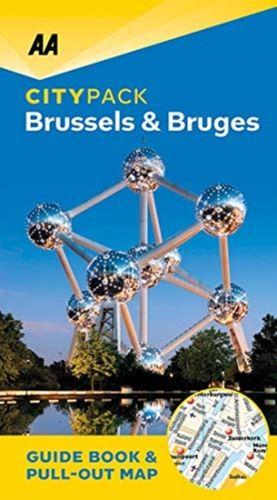 9780749581749 Brussels & Bruges