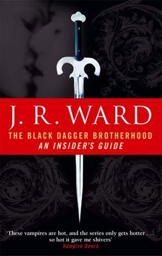 9780749941628 Black Dagger Brotherhood: An Insider's Guide
