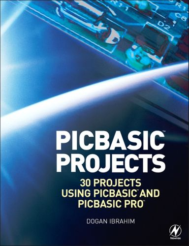 9780750668798 PIC Basic Projects