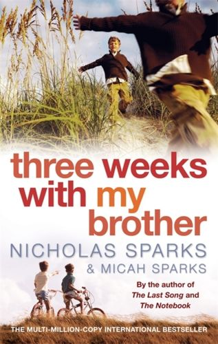 9780751538410 Three Weeks With My Brother