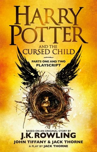 9780751565362 Harry Potter and the Cursed Child - Parts One and Two