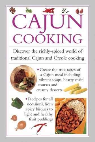 9780754830849 Cajun Cooking