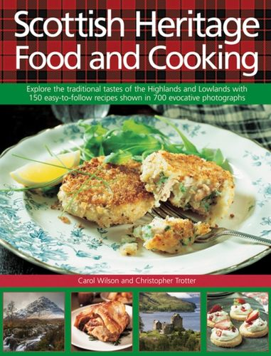 9780754831495 Scottish Heritage Food and Cooking