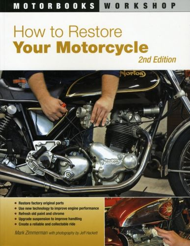 9780760337721 How to Restore Your Motorcycle
