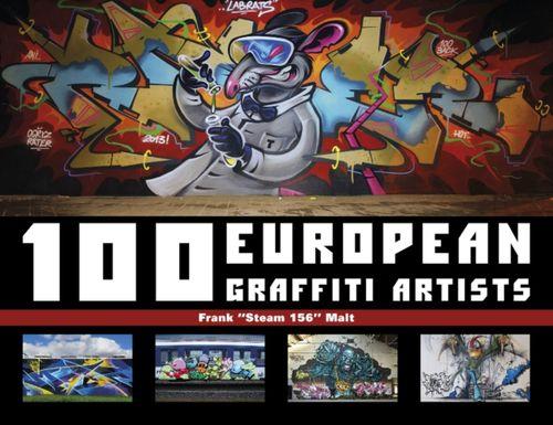 9780764346583 100 European Graffiti Artists