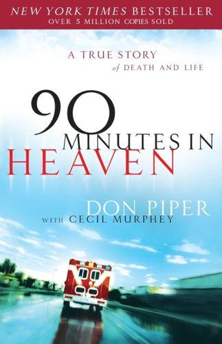 9780800723231 90 Minutes in Heaven