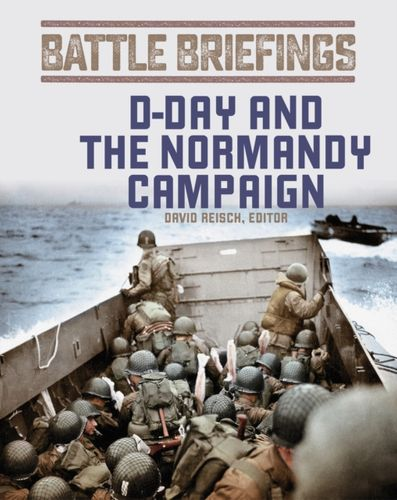 9780811719933 D-Day and the Normandy Campaign