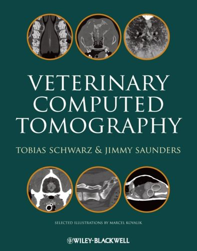 9780813817477 Veterinary Computed Tomography