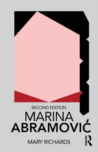 9780815364221 Marina Abramovic