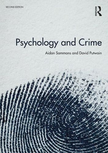 9780815369523 Psychology and Crime
