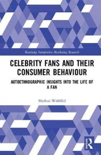 9780815387275 Celebrity Fans and Their Consumer Behaviour