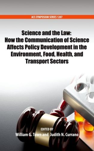 9780841231085 Science and the Law